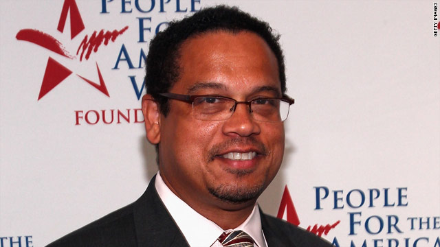 Ellison reacts to Jerusalem reference in party platform