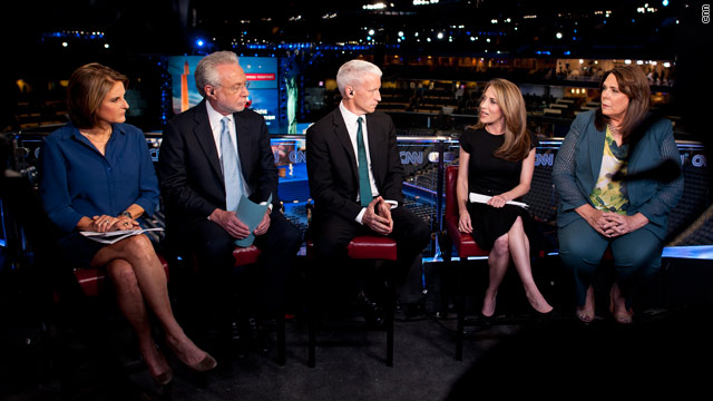 CNN #1 AMONG CABLE NEWS, TOPPED ABC AND CBS IN TOTAL VIEWERS AND P25-54 ON FINAL NIGHT OF DNC