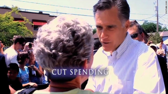 Romney campaign releases ads for 8 battleground states