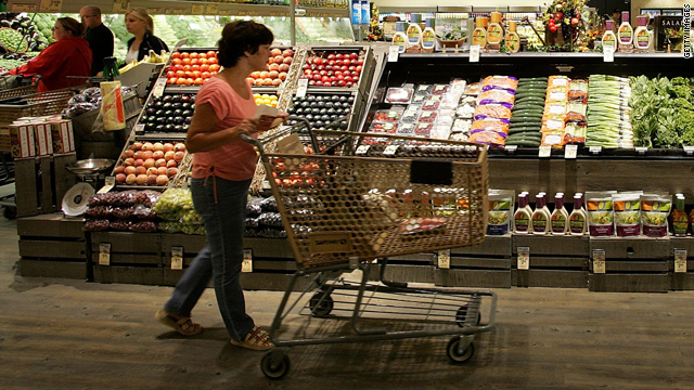What does it mean if more than 50 million Americans couldn't afford to buy food last year?