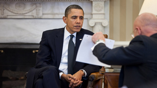 White House: Obama not skipping intel briefings