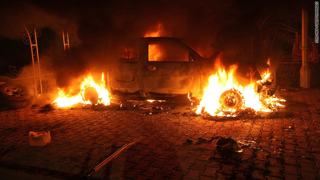 Why didn't President Obama tell the truth about what happened in Benghazi?