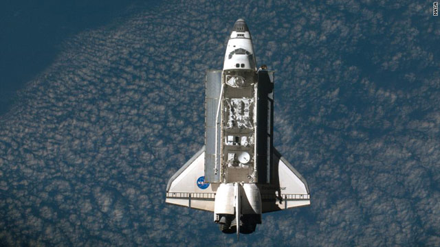 A short history of Endeavour