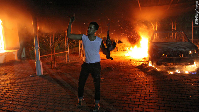 Source: Al Qaeda central not behind Benghazi attack