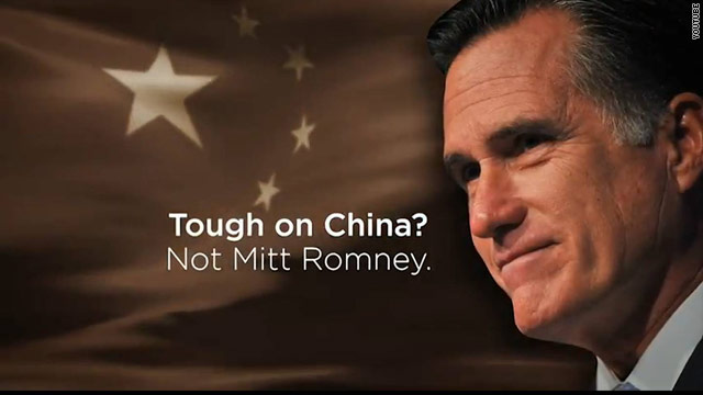 Team Obama releases China ad following WTO case