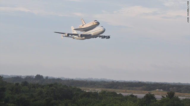 Los Angeles prepares for space shuttle retirement