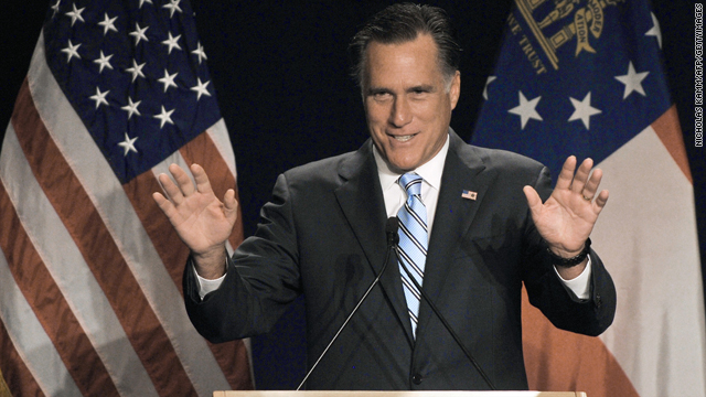 What does Mitt Romney have to do to right the ship?