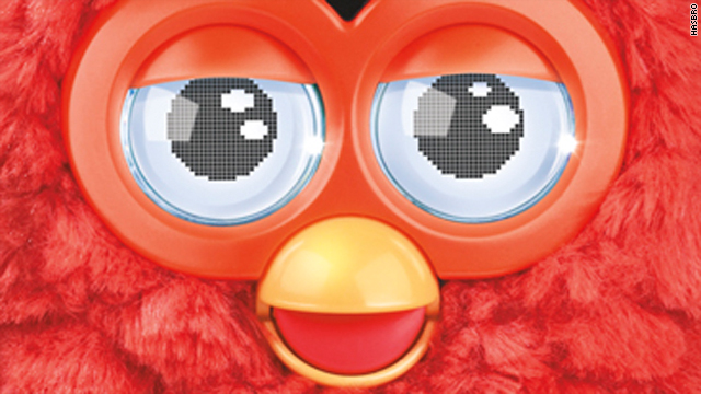 The Throwback: Furby returns