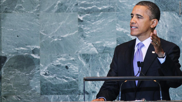 Zakaria: Obama's U.N. speech very intelligent