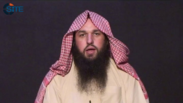 Expanded role for American mouthpiece of al Qaeda