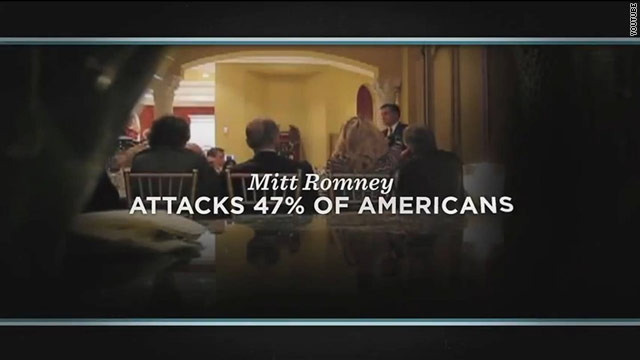 Obama campaign launches another ad attacking Romney's '47%' comments