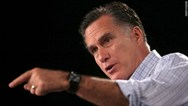 Romney gets down and dirty