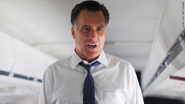 What does it mean for Mitt Romney if he's less popular than George W. Bush ?