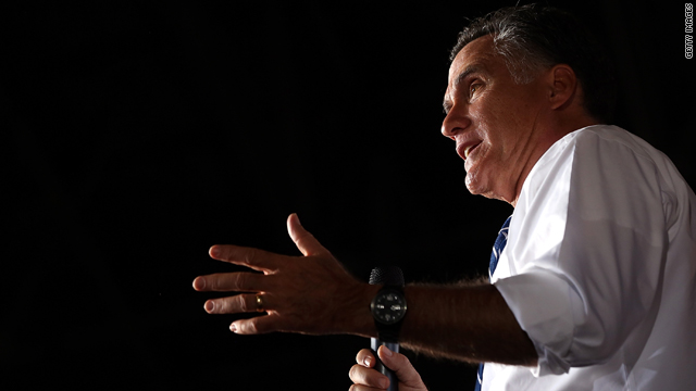 What can Mitt Romney do to win the first debate?