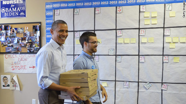Obama in Nevada