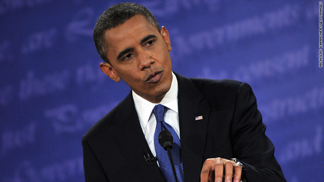 Why did President Obama do so poorly at last night's debate?
