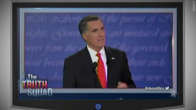 That was fast: Romney debate remarks in new Obama ad