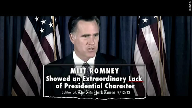 Obama ad: Romney is &#039;reckless&#039; with foreign policy