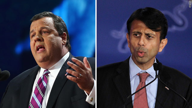 FIRST ON CNN: Jindal and Christie set to lead Republican Governors Association