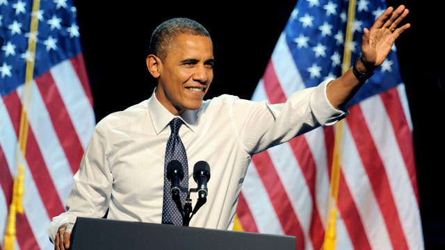 President Obama swings west for campaign cash