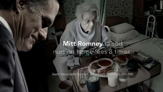 Obama ad hits Romney over Medicaid