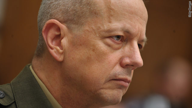 Gen. Allen under investigation in Petraeus scandal