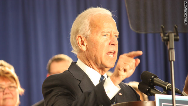 A competitive Biden expected in tonight's debate