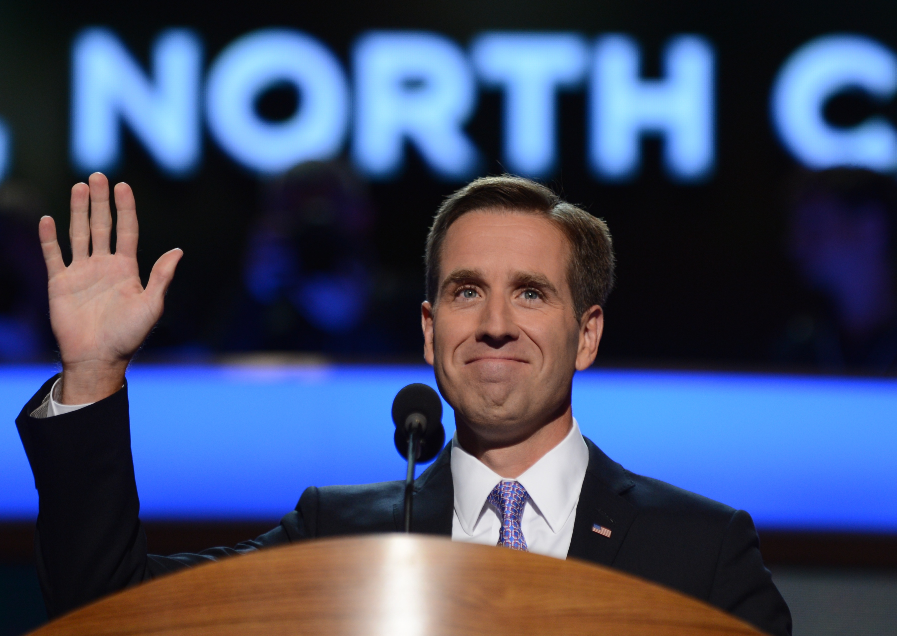 Tonight: Beau Biden offers insight into his dad's performance in the VP debate