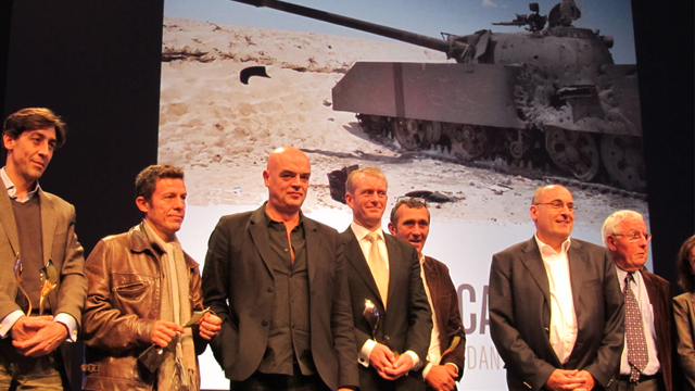 CNN's Nic Robertson wins Prix Bayeux war correspondents TV award