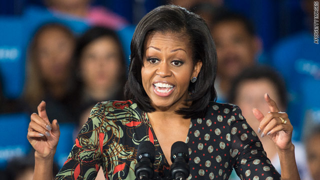 "Michelle Obama to visit ""Live with Kelly and Michael"""