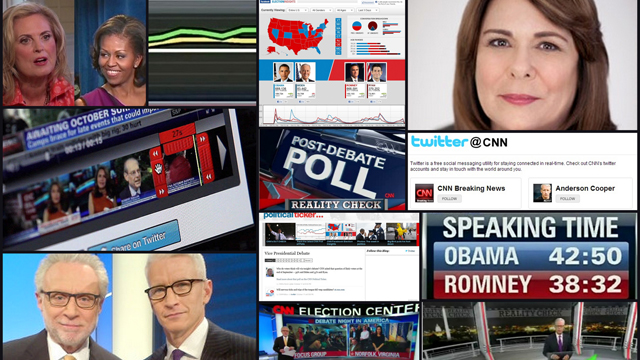 13 reasons to watch the debate on CNN&#039;s platforms and nowhere else