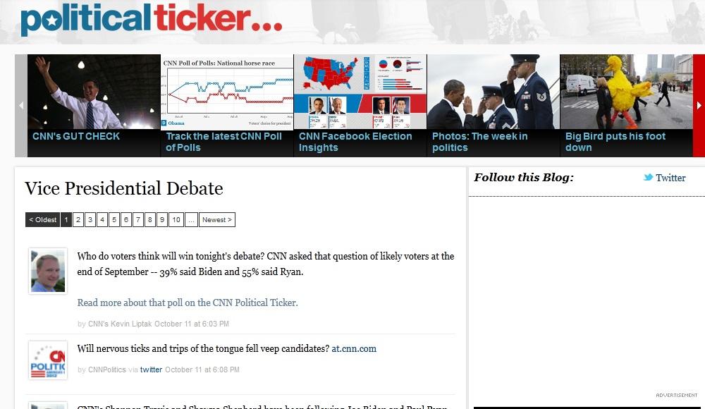 presidential debate analysis