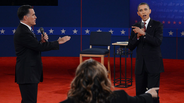 Tonight on AC360: Town hall debate body language