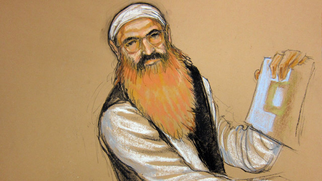 Accused 9/11 mastermind says U.S. tortured in name of national security
