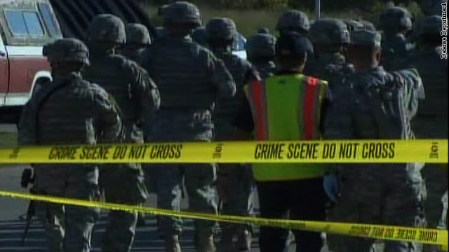 Fort Hood shooting victims want rampage labeled as terrorism