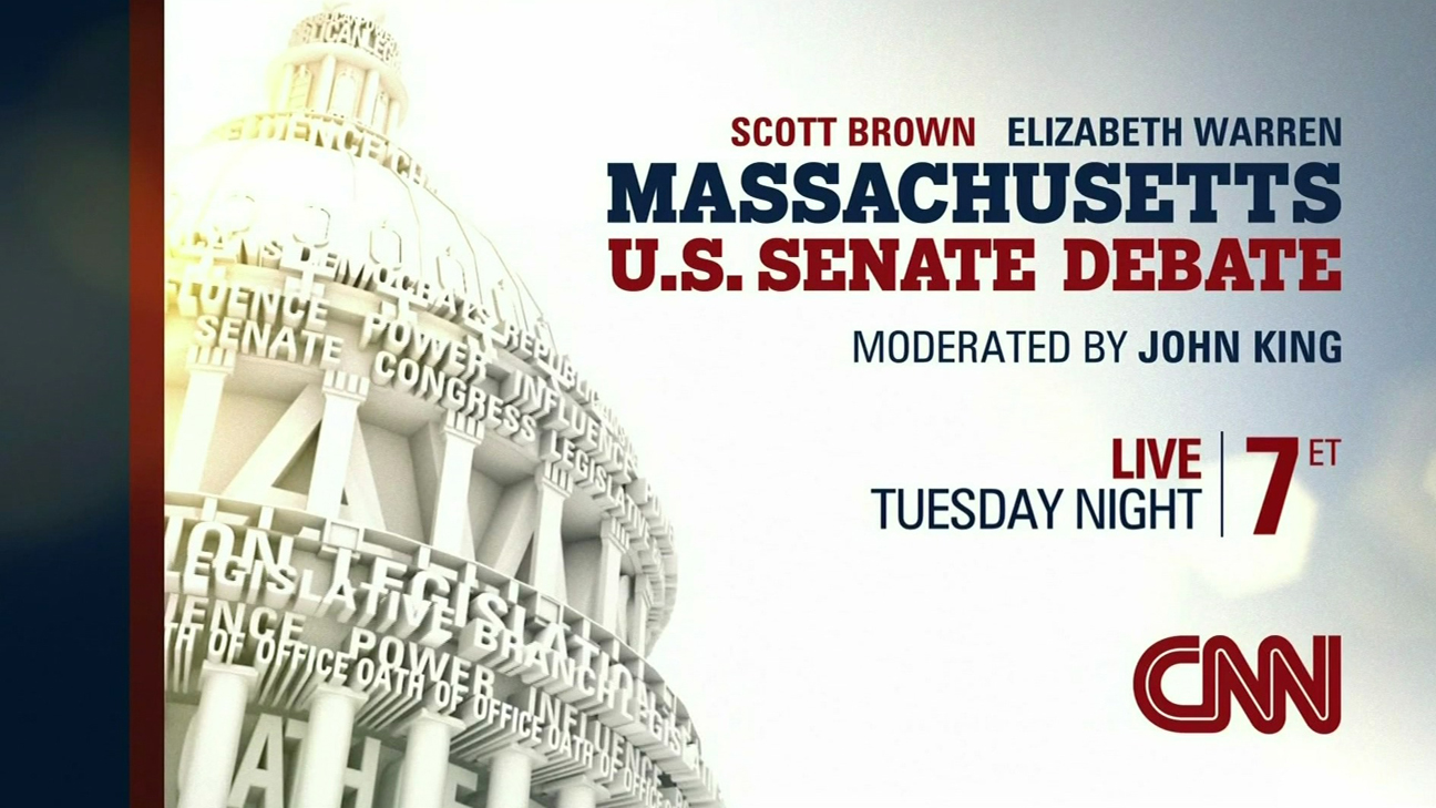 CNN to Air Massachusetts Senate Debate, John King Moderates