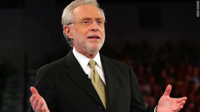 Blitzer to co-host American Politics on Film on TCM