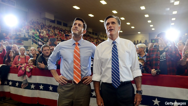Romney: Democrats love America too