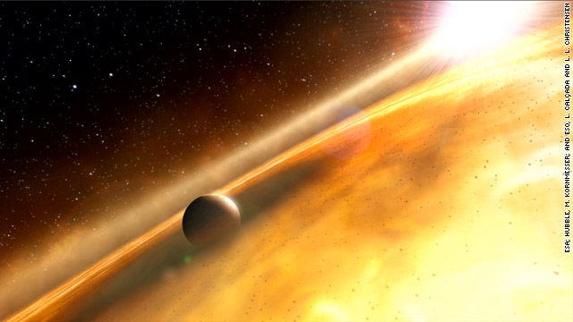 A distant planet gets resurrected