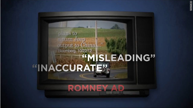 Second Obama ad responds to Romney auto charge