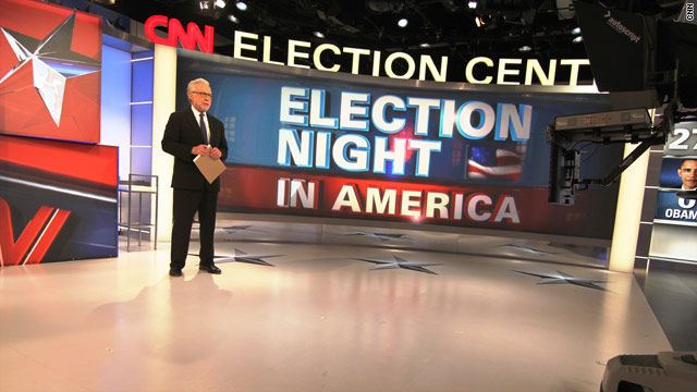 CNN&#039;s Complete Coverage of Election Night in America