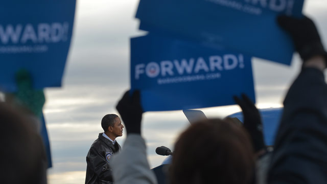 Springsteen, JAY Z to campaign with Obama on final day