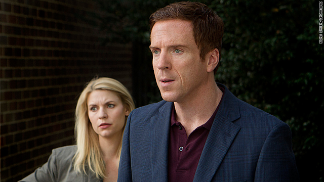 'Homeland': A cell with a view