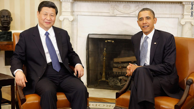 As China's leadership changes, issues with the U.S remain