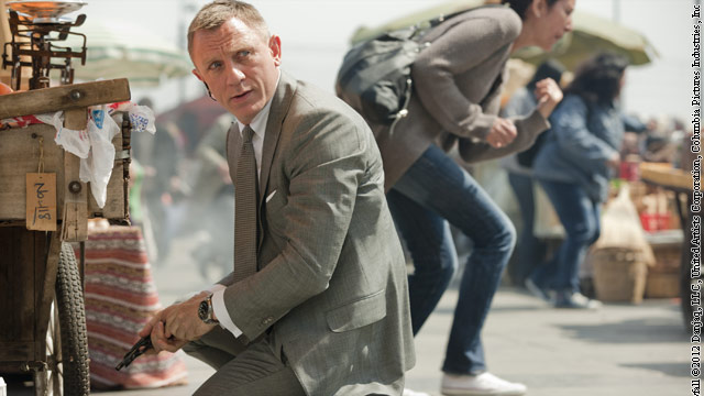 Busting Bond: The myths of movie spycraft