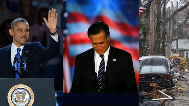 The AC360 Weekly Buzz: Pres. Obama wins, fiscal cliff, Sandy victims still without power, MIT mistaken for Mitt