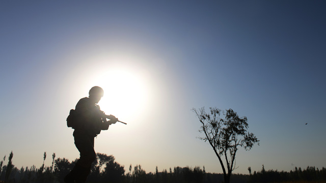 Tonight on AC360: The Battlefield at Home