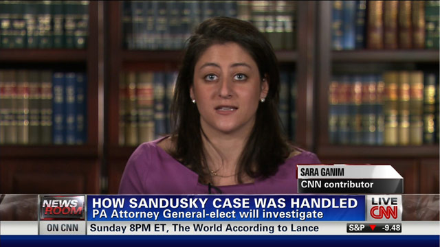 Pulitzer Prize Winner Sara Ganim Joins CNN