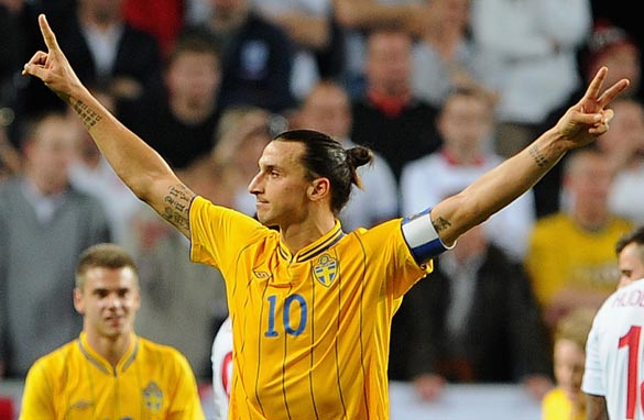 Underachiever or genius? What do you make of the mercurial Zlatan Ibrahimovic? (Getty Images)