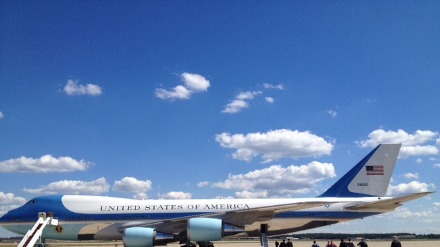 POTUS to view Hurricane Sandy recovery efforts